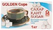 Сахар-рафинад Golden Cupe 1 кг