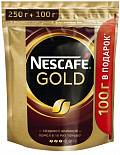 Кофе растворимый Nescafe gold 250 г + 100 г промо